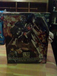 1/60 Scale Model GN-001 Gundam Exia