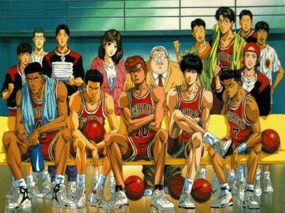 Basketball is my favorite sport to watch, and this is one of my favorite teams.