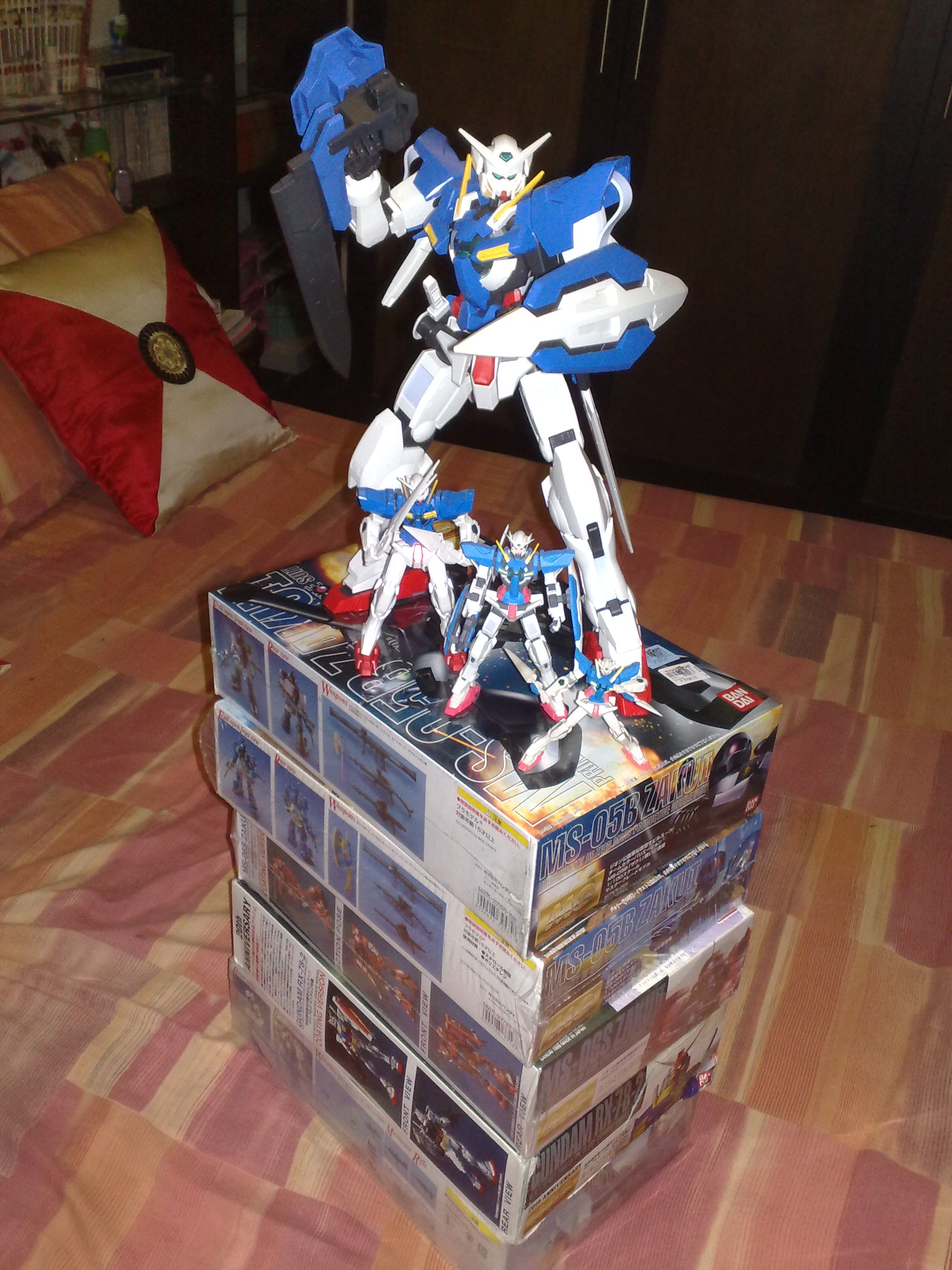 Gunpla on the cheap! Only in the Philippines! | We Remember Love