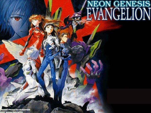 Hideaki Anno's Neon Genesis Evangelion Evangelion3