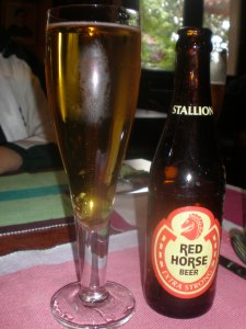 Red Horse @ Cafe Illustrado