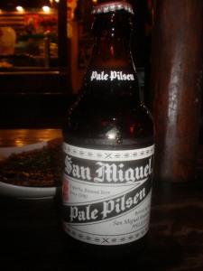 San Miguel Pale Pilsen @ Tiendesitas