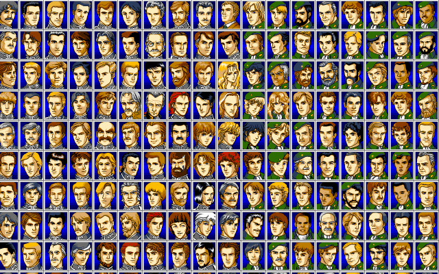 Trying to remember the names of all these characters can win me buckets of fanboy points, or so I think.