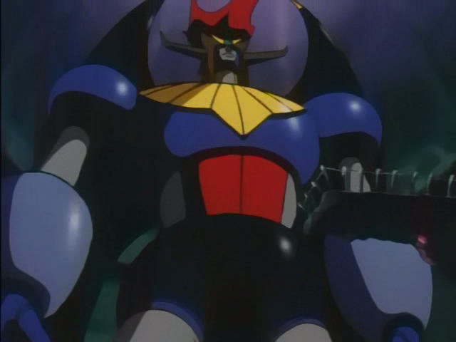 Prince Akara implemented the Nadesico's own Distortion Field as his trump card.