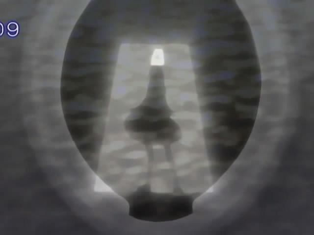 eureka 7 14 anemone dream imagery toilet bowl