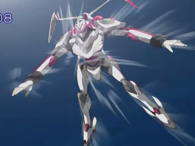 eureka 7 14 nirvash type zero transformation