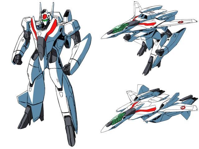 Macross 2 VF-2SS MMM
