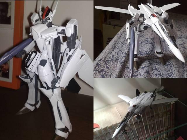 Macross Frontier VF-25 ghoslightning toys