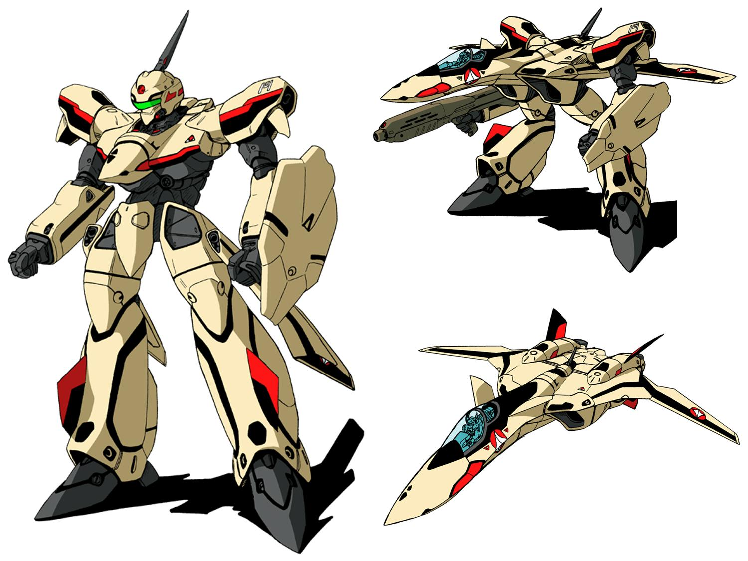 Macross Plus Toys 100