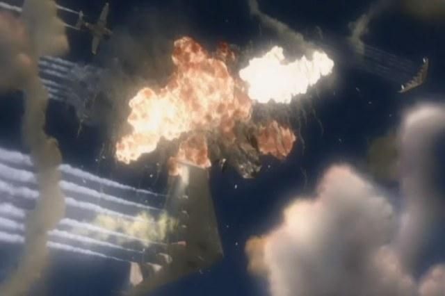 sky crawlers set piece battle
