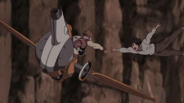 xam'd 19 haru x akiyuki rescue