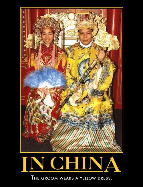 ghostlightning x sybilant chinese wedding cosplay motivational poster format