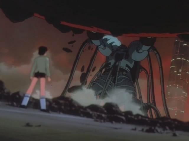 giant robo ova 7 daisuke robo
