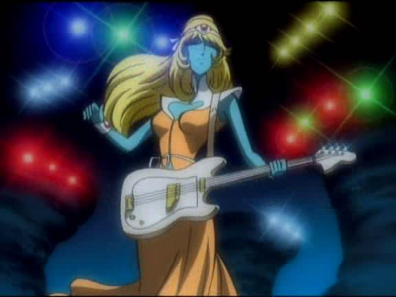 Stella from Interstella 5555(Daft Punk) | UndertowInterstella 5555 Stella Dress