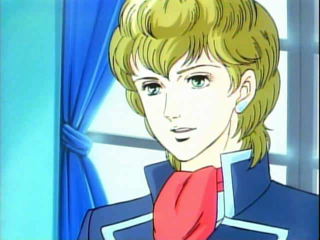 legend of the galactic heroes 027 hildegard von mariendorf