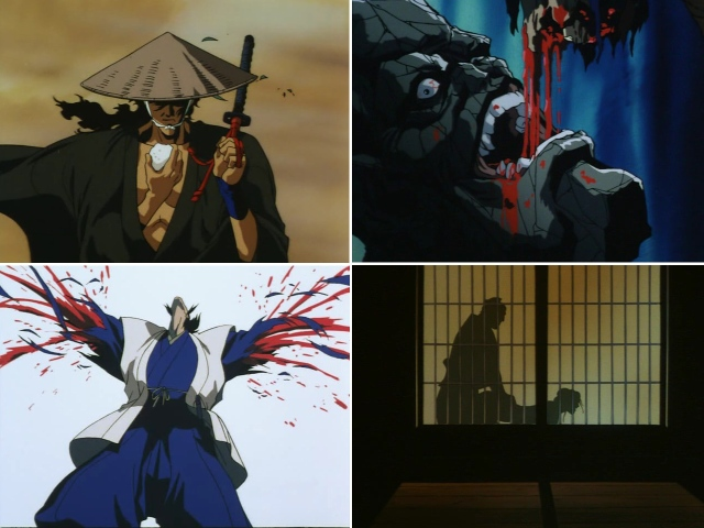 ninja scroll screen shots