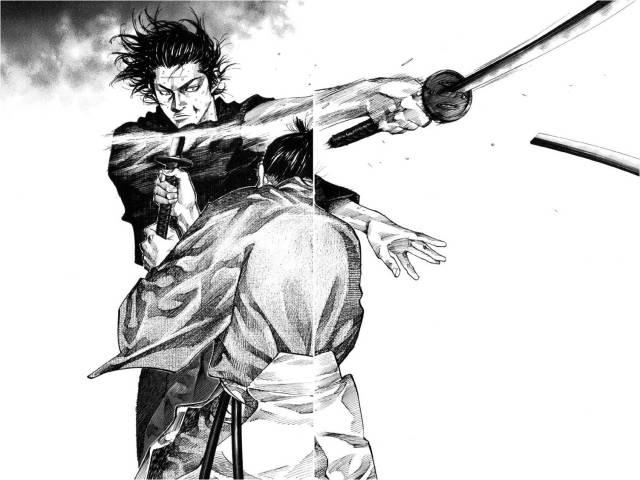 vagabond musashi vs 4 disciples of yagyu 2