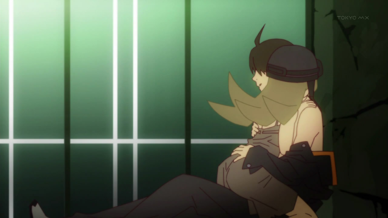shinobu and araragi relationship trust