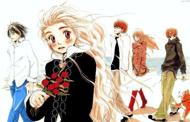 honey and clover group image