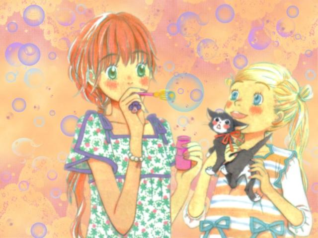 honey and clover ayu hagu bubbles