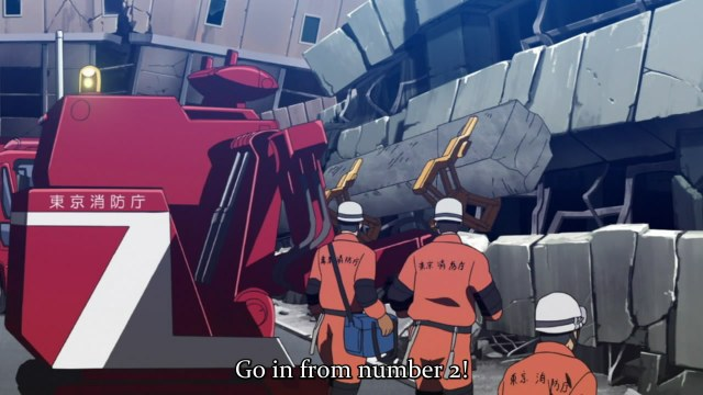 tokyo magnitude 8 07 robot rescue rebar lifting