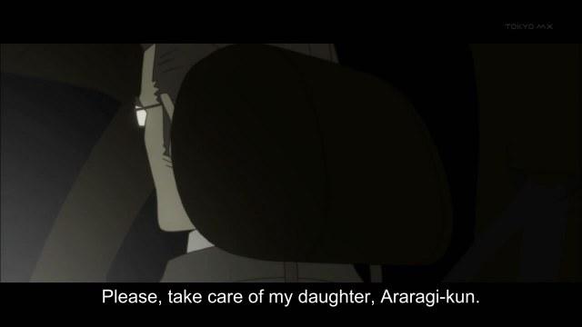 bakemonogatari 12 senjougahara-san to araragi