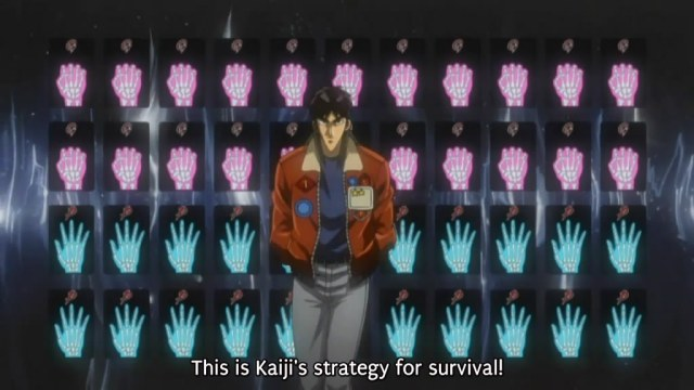 kaiji 06 strategy for survival