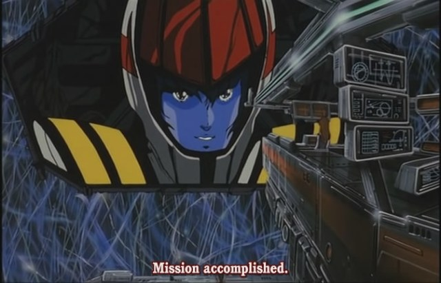 macross do you remember love hikaru mission accomplished