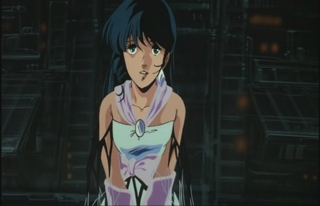 macross do you remember love minmay looking at lost love