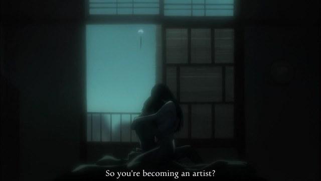 aoi bungaku 01 sexpositional dialogue