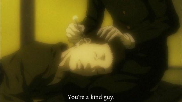 aoi bungaku 02 youzo is not a kind guy