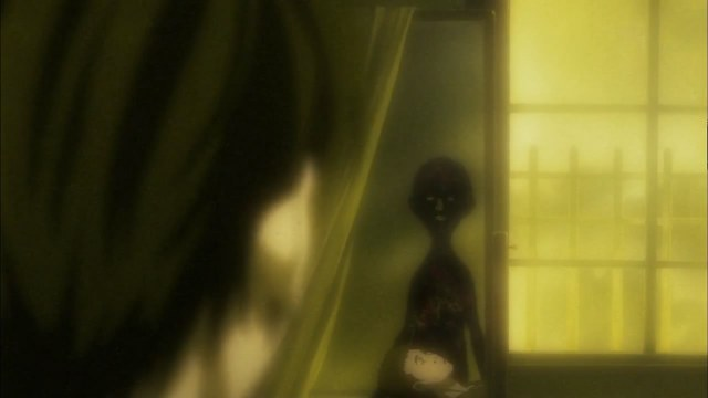 aoi bungaku 02 youzo monster in the mirror