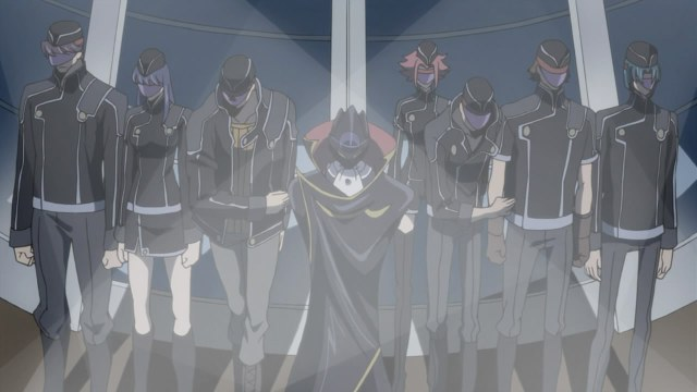 code geass r1  08 zero the order of the black knights