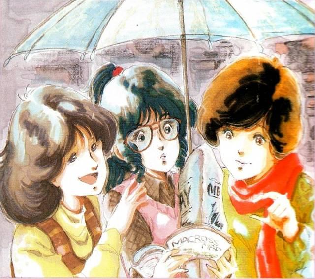 Macross My Fair Minmay Diary Seiko Akino