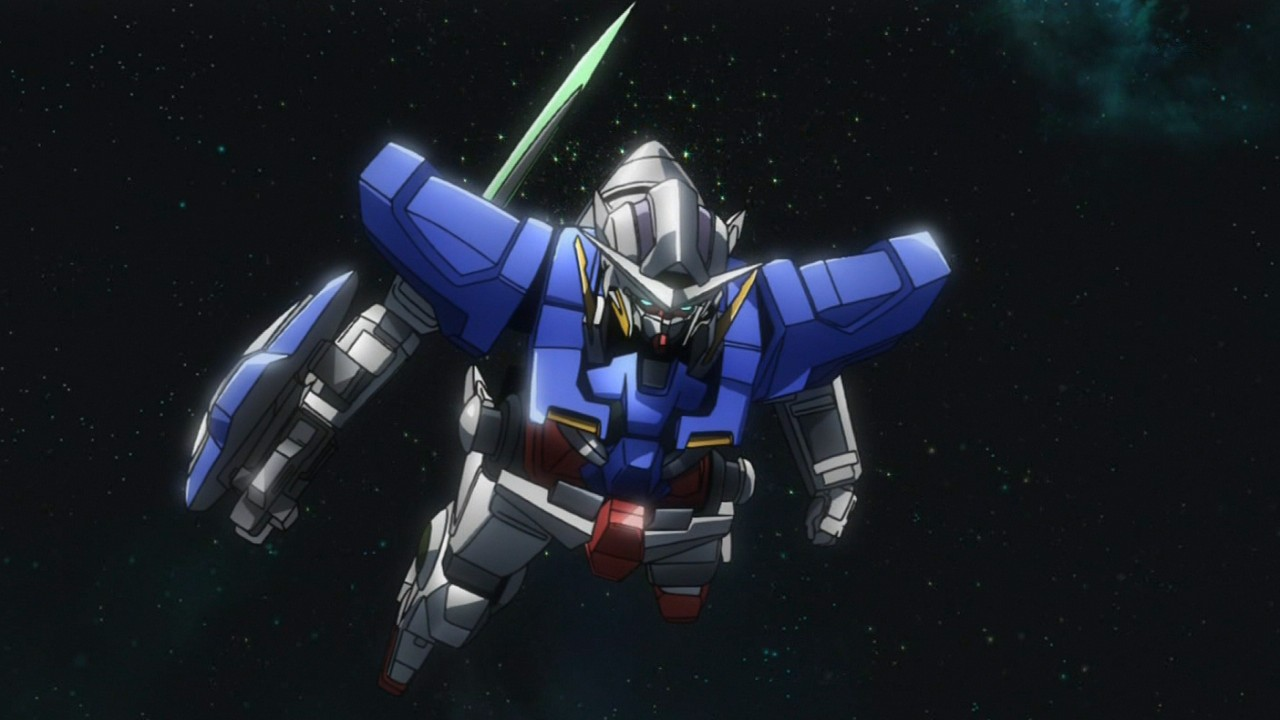 Moments of 2009: Please Don't Call This a Comeback (Gundam ...