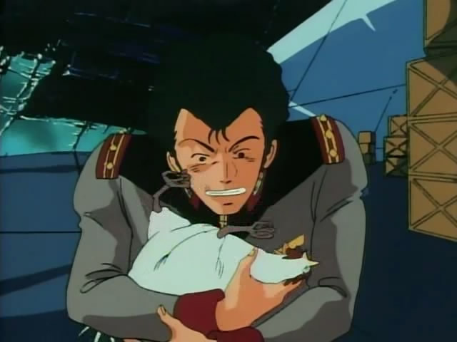 I met jesus Gundam-zz-07-bright-noa-chicken