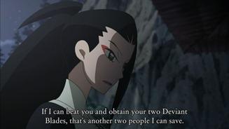 katanagatari 03 tsuruga meisai sympathy tactic 01