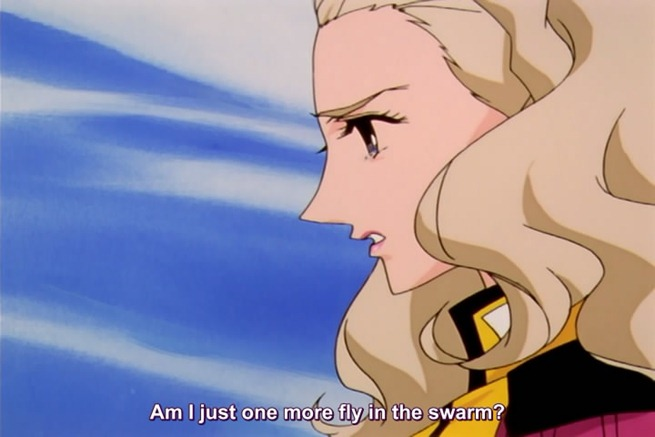 utena 32 nanami just one more fly in the swarm