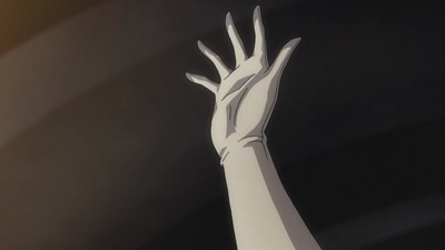 macross frontier 20 sheryl white gloved hand of justice