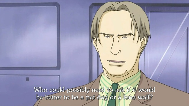 planetes 26 dolf tells it how it is
