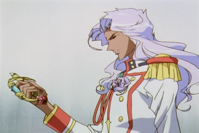 utena 39 akio broken sword of dios