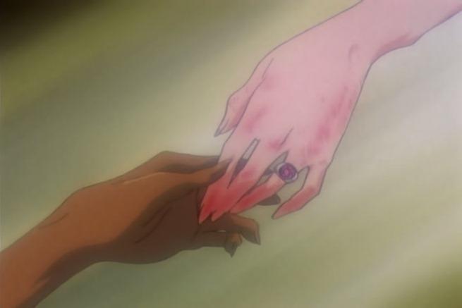 utena 39 left hands of friendship