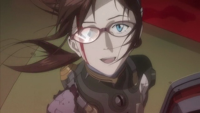 New Glasses Girl Pilot
