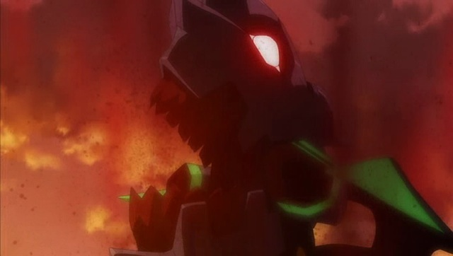 Unit 01 Goes Berserk