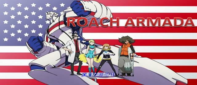 heroman roach armada