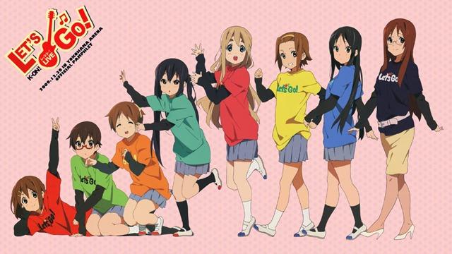 k-on! let's go yui nodoka ui azu-nyan mugi ritsu mio sawako