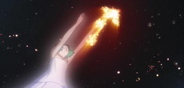 macross frontier 24 giant ranka death of sagittarius-1