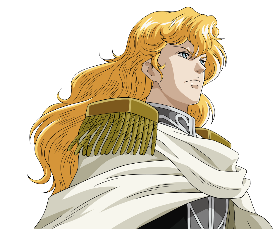 legend of the galactic heroes kaiser reinhard von lohengramm