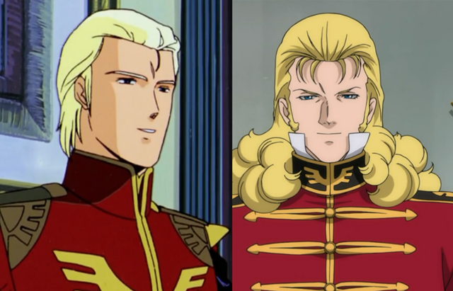 Char's Counterattack and Full Frontal attack