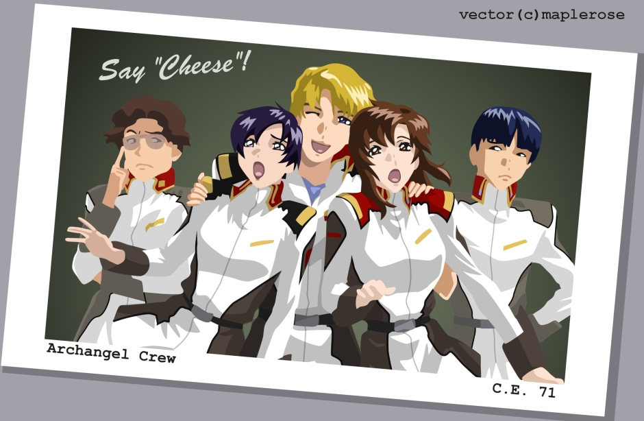 GundamGallery Gundam SEED 1518